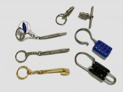 Screw Driver Key Chain