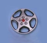 ABS Plastic Wheel Reflecting Cover
