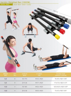 Aerobic Weighted Bar