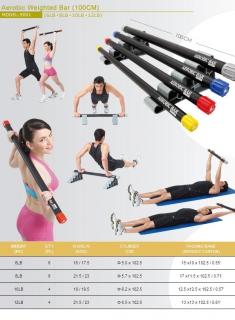 Aerobic Weighted Bar