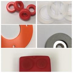 Silicone parts