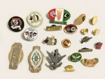 Badges; Pins; Medallion & Tie Clip- Custom Made Design