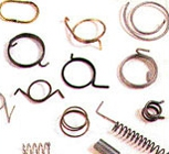 Custom-Made Plastic Spring & Clip Parts