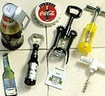 Bottle Opener & Corkscrew