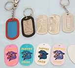 Dog Tags & Badge & Silencers