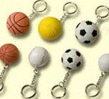Sport Ball key Chain